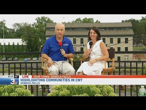 "WSTM NBC 3 ""Your Town Seneca Falls"" 07-13-17"