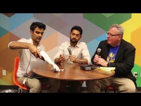 Episode 528: Hamayal Choudhry and Samin Khan on SmartArm