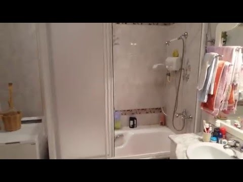 STEKLOMIX - Душевая шторка на ванную на 3 секции