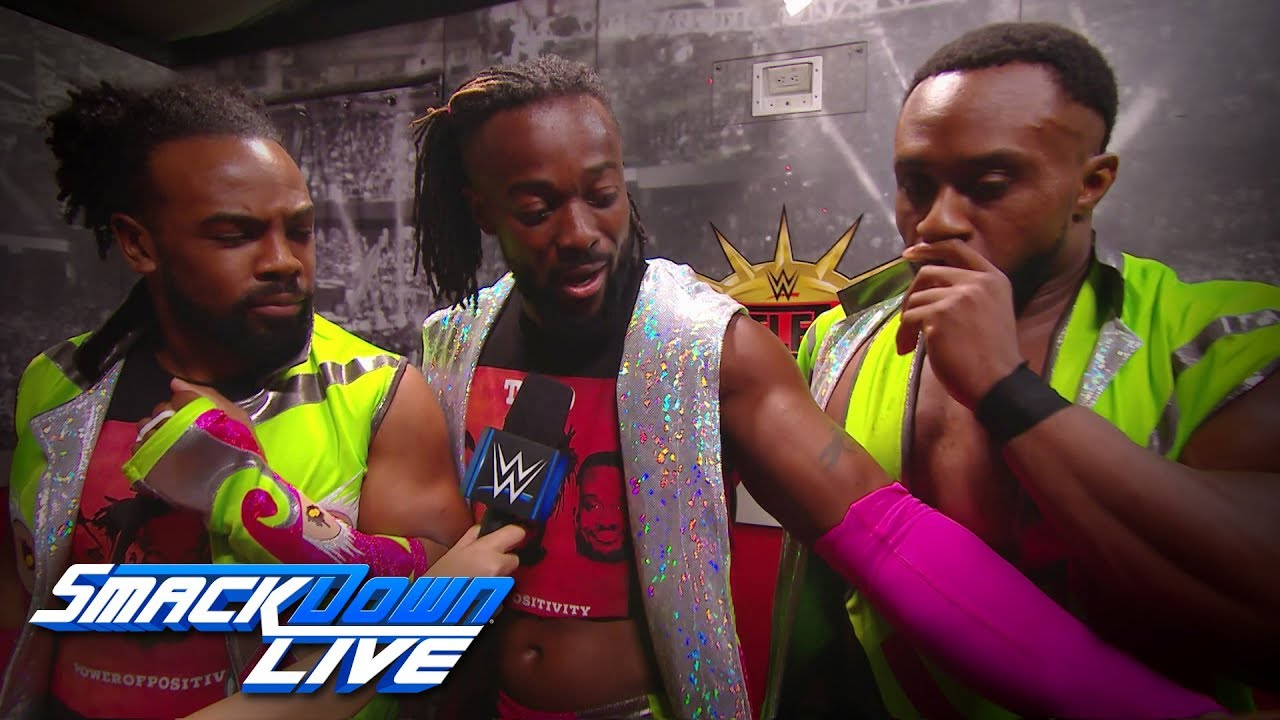 Kofi Kingston reflects on a magical week: SmackDown LIVE, Feb. 19, 2019