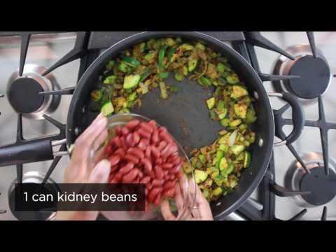 Pack Pantry: Veggie Chili