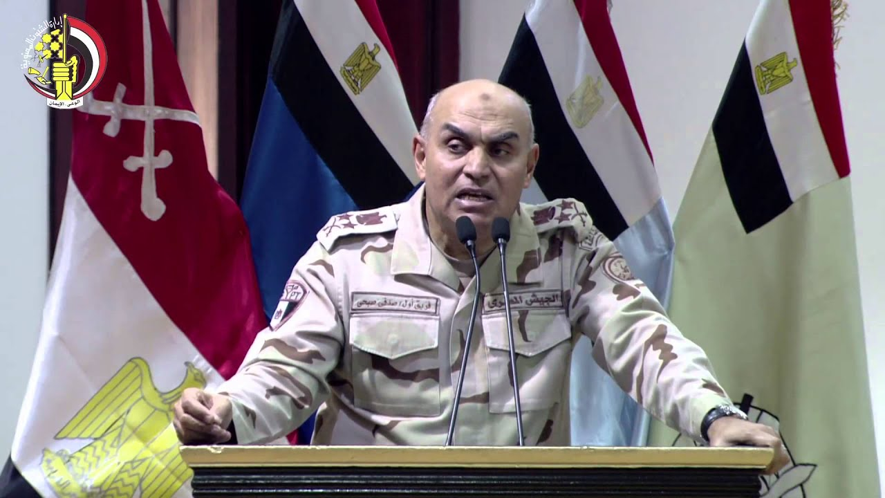 صبحى: لا تهاون فى حماية مصر