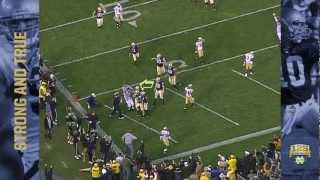 2006 vs. UCLA - 125 Years of Notre Dame Football - Moment #048