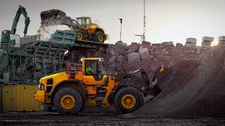 Volvo L260H Wheel Loader Promo Video