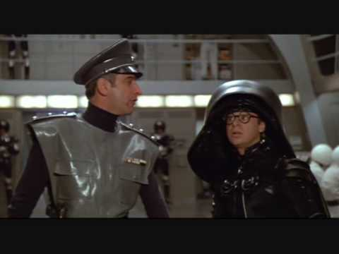 Spaceballs: Surrounded By Assholes