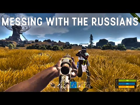 Messing with the Russians - Rust