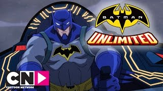 Batman Unlimited | Iced Out | Cartoon Network