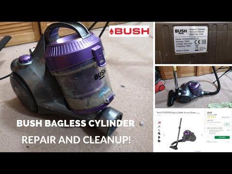 A Cheap Argos Bush VCS35B15K0D-70 Car Park Find! Repair & Cleanup!