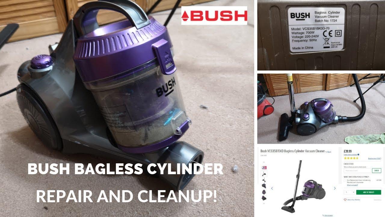 A Cheap Argos Bush Vcs35b15k0d 70 Car Park Find Repair Cleanup Youtube