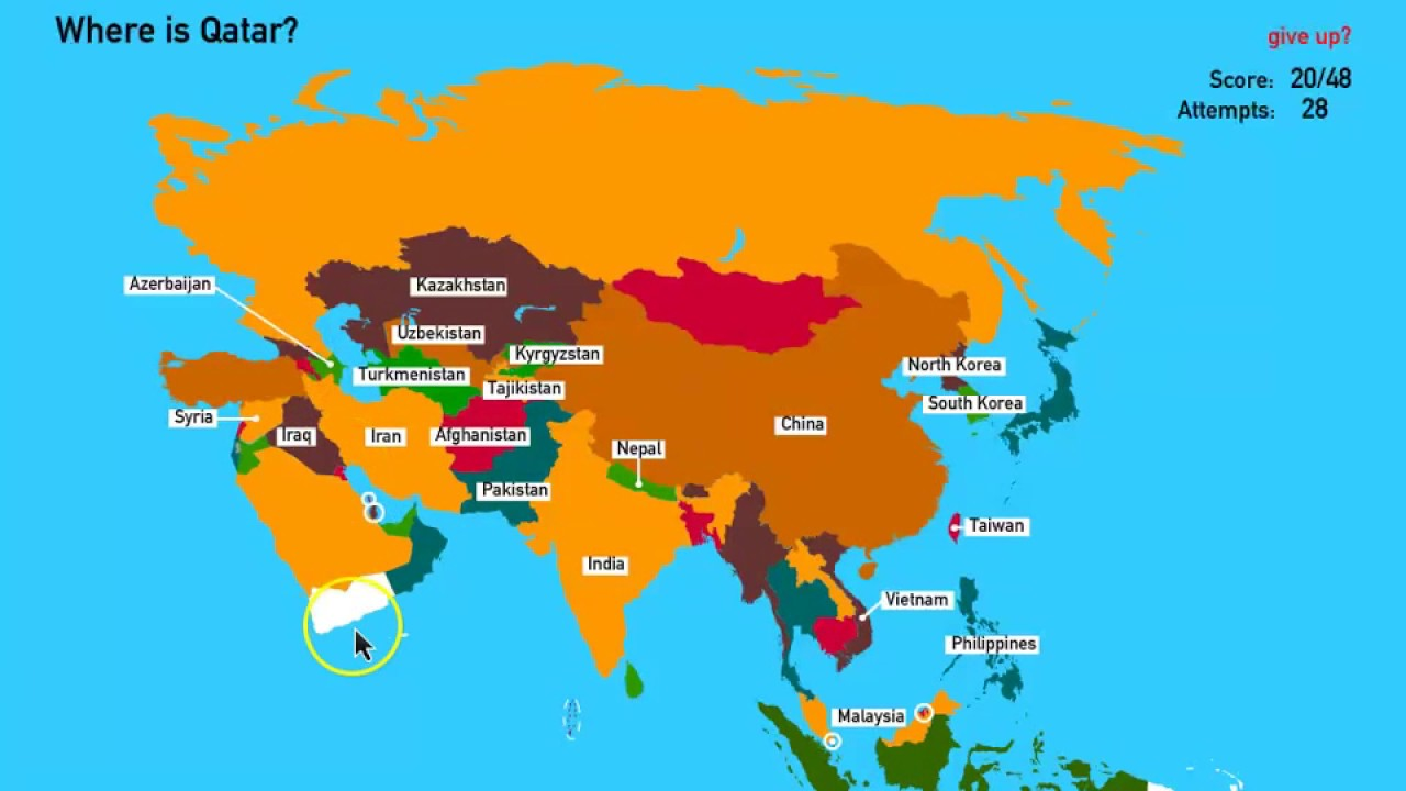 Playing game world geography asia youtube playing game world geography asia gumiabroncs Images