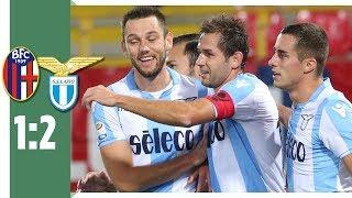 FC Bologna - Lazio Rom 1:2 / Lulic trifft doppelt - Immobile nur den Pfosten