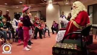 Sinterklaas bezoek bij brandweer Mijdrecht