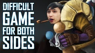 DIFFICULT GAME ◄ SingSing Dota 2 Highlights