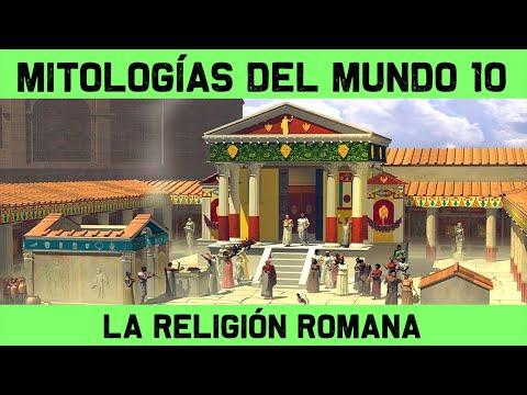 myths-and-legends-10:-roman-mythology---founding-of-rome,-the-deities,-mithras-and-the-calendar