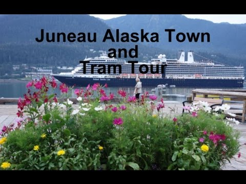 Juneau Alaska Town and Tram Tour