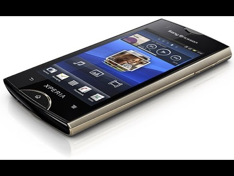 Sony Ericsson Xperia Ray Hard Reset and Forgot Password Recovery, Factory Reset