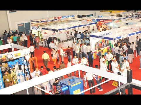 International textile Expo 2017 in Surat