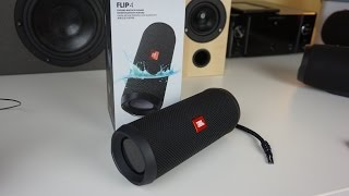 JBL Flip 4 - Unboxing and first impressions...