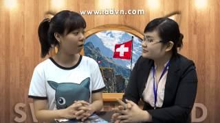 Du học Thụy Sĩ HS Bảo Hân chia sẻ kinh nghiệm du học