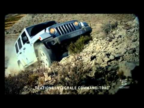 Pubblicità Jeep Wrangler  : opposti