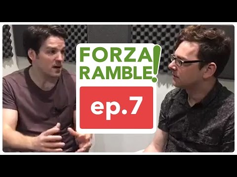 FORZA RAMBLE!: Ep 7 - Jools Holland and Jeremy Clarkson