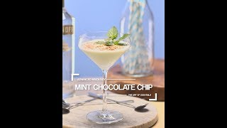 Mint Chocolate Chip Cocktail Recipe