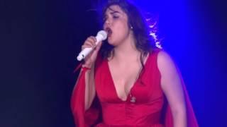 Yuridia - Alguna vez - Auditorio Nacional (06-nov-2015)