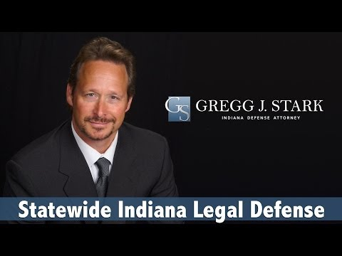 Gregg J. Stark - Highest Rated Indiana Attorney Under Defense Classification Within AVVO Listings