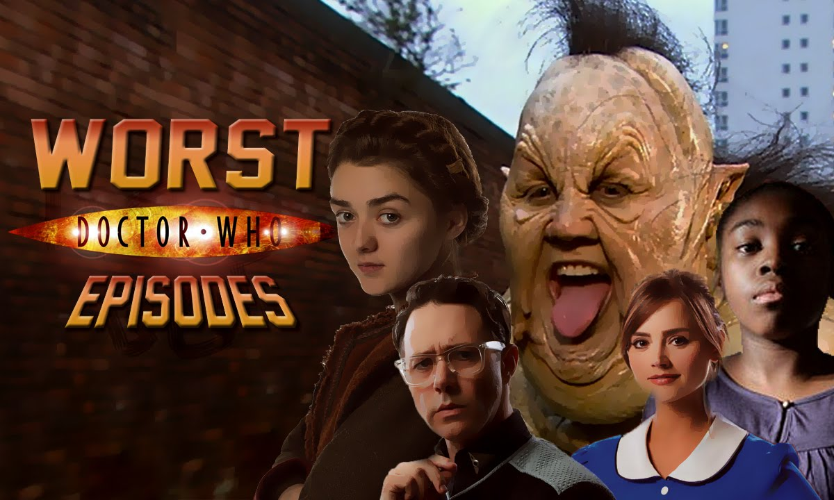 Doctor Who Episoden