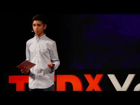 Diamond Mining's Hidden Cost: Children | Shaan Suri | TEDxYouth@ISPrague