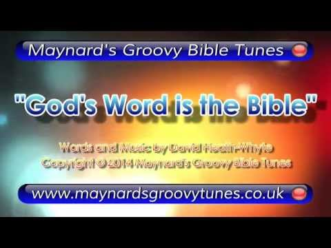 God's Word is the Bible - Christian Childrens Song - Hebrews 4:12