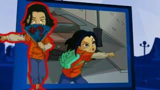 Fox Kids Jetix Block UK DVD Promo 2004