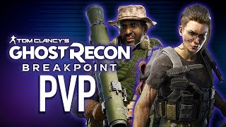 Tom Clancy's Ghost Recon Breakpoint Full Match of PvP