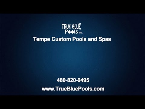 Tempe Custom Pools and Spas