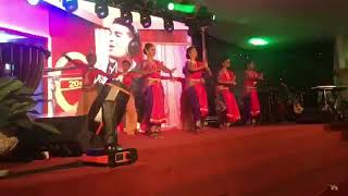 Levi  Pas.john jebaraj song amazing dance by girls at Instagram post