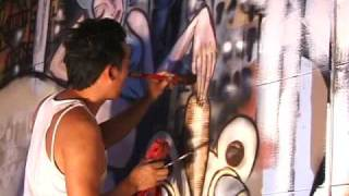Dirty Hands - The Art and Crimes of David Choe (Trailer) - DVD Available at Upper Playground