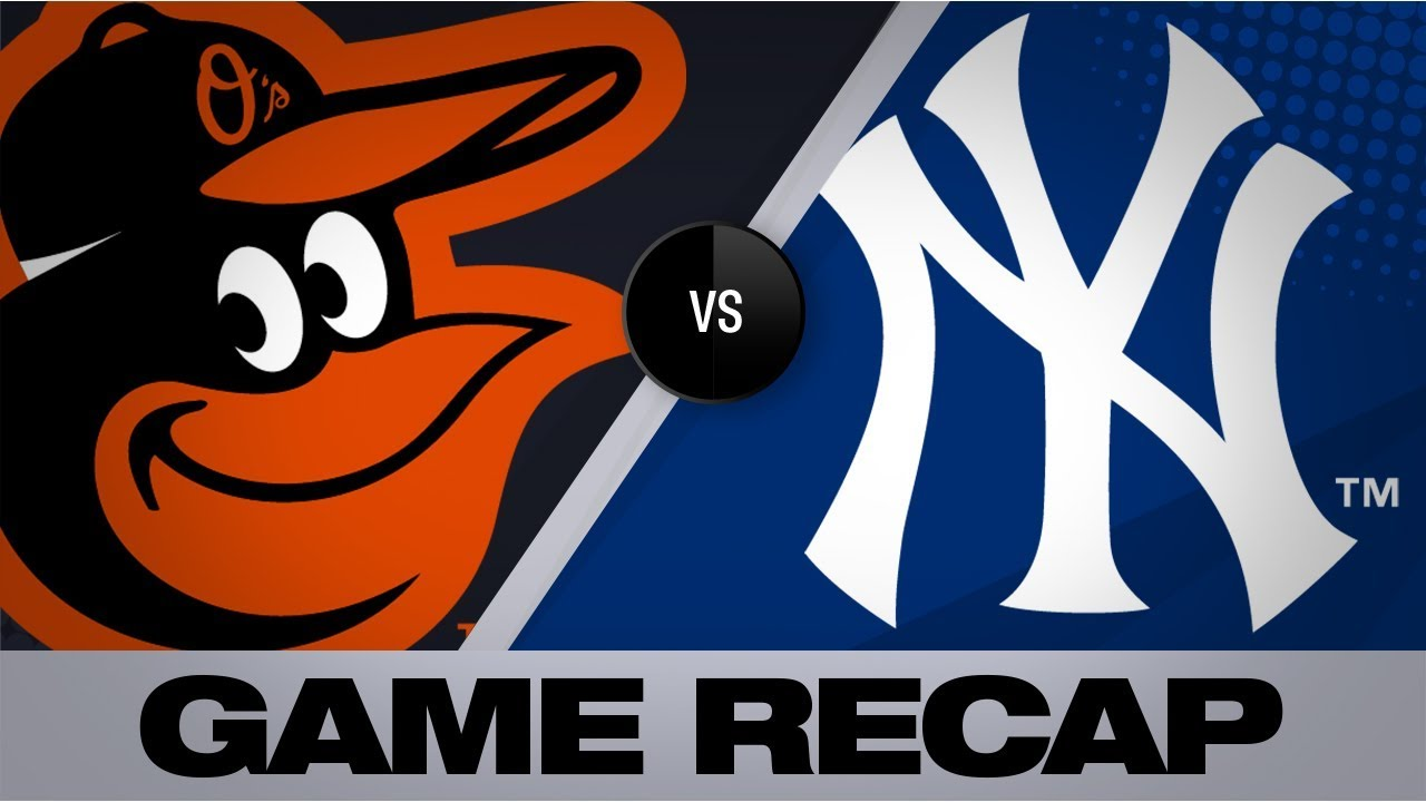 Torres makes history with 2-homer game | Orioles-Yankees Game Highlights 8/12/19