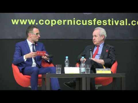 John Banville on the relationships between literature and science   Copernicus Festival