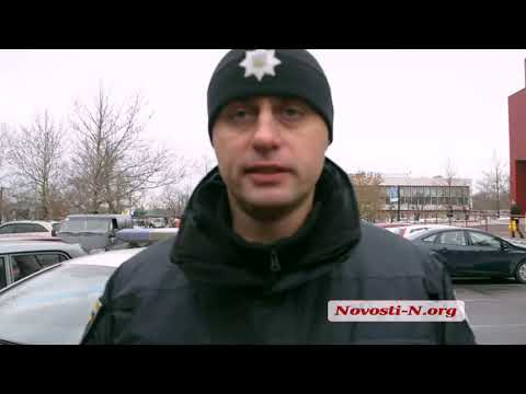 Видео 'Новости-N': начальник патрульной полиции о захвате рынка 'Колос'