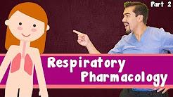Nursing Students Respiratory drugs *Part 2*