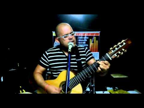Chamada Show instrumental do violonista Luiz Júnior