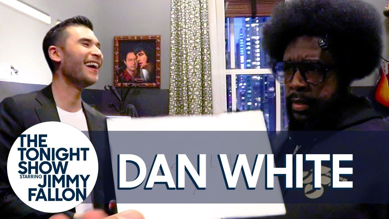 Dan White Numeric Prediction Terrifies Questlove