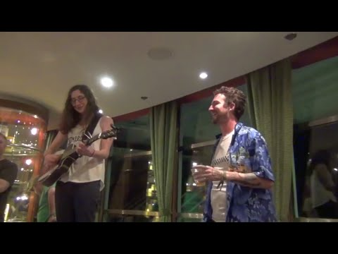 Not Your Mama's Bahamas Cruise: Playing for Frank Turner and Fans! (Love Hope Strength show)