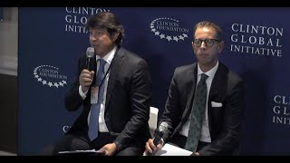 Commitment Announcement: Building Peace Foundation - CGI 2016 Annual Meeting