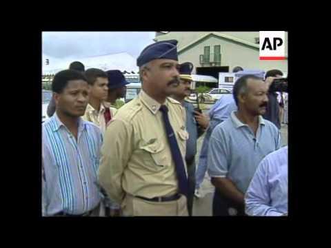 DOMINICAN REPUBLIC: CRASHED PLANE'S BLACK BOX FINALLY LOCATED