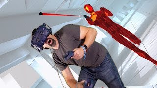 SUPERHOT VR!! | Fan Choice Friday