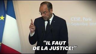"""Sur la réforme des retraites, Édouard Philippe """"n'est pas là pour jouer"""""""