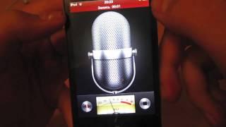 полный обзор Apple iPod Touch 4g на русском