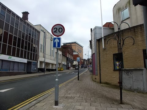 Places to see in ( Hanley - UK )
