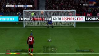 FIFA 14 Canon Santos Elfmeter